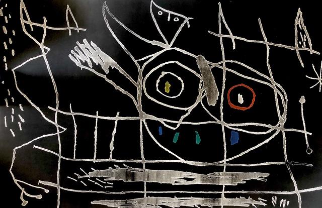Joan Miró, 'Couple d'Oiseaux', 1966, BOCCARA ART