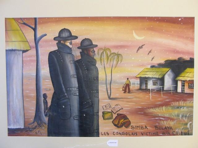 , 'Les Congolais victimes de la colonie ,' , Centre for Fine Arts (BOZAR)