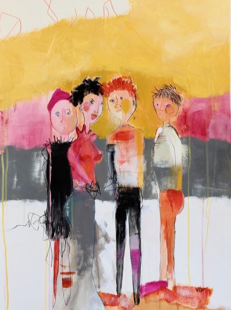 Vikki Drummond, 'FOUR SOULS', 2018, ARTE funktional