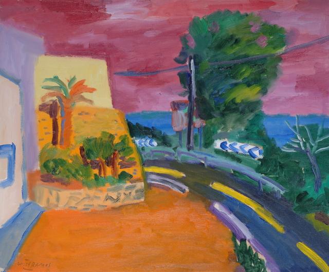 , 'Atardecer,' , Odon Wagner Gallery