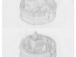 , 'Ornamental Hermit,' 2016, Yve YANG GALLERY