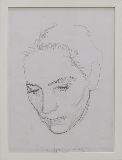 , 'Untilted (Porträt),' 2003, Galerie Krinzinger
