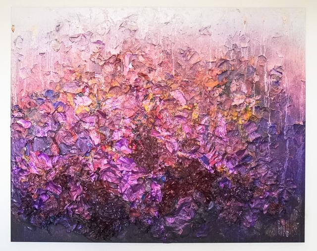 , 'Purple Bloom,' , The House of Fine Art