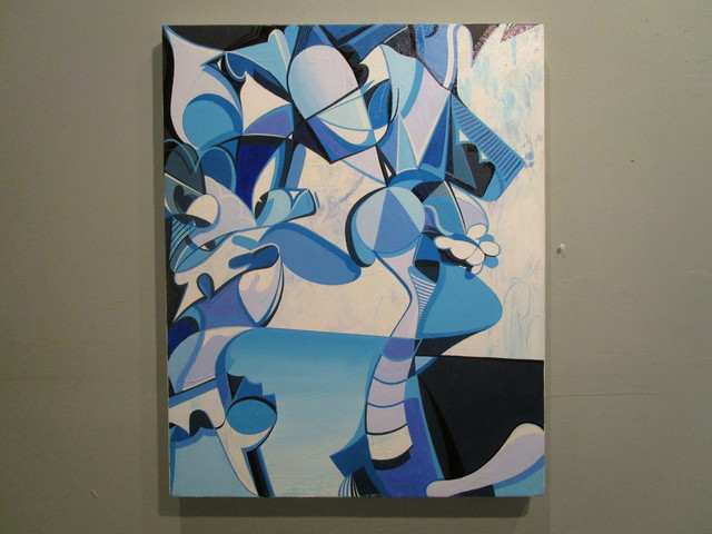 , 'Wackyland,' 2014, Cardoza Fine Art