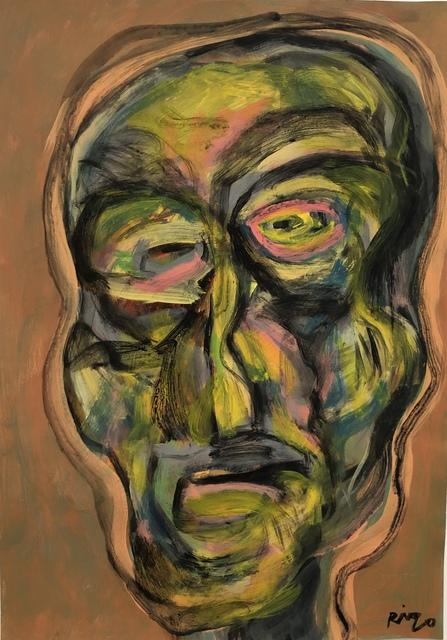 Rigo (José Rigoberto Rodriguez Camacho), 'Head No. 11', ca. 2019, Thomas Nickles Project