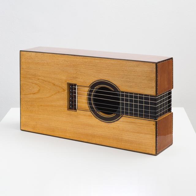 Glenda Leon, 'Musica Concreta (Guitarra)', 2019, Carbono Galeria