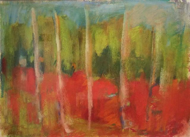 , 'Wood Glen,' 2016, Carrie Haddad Gallery