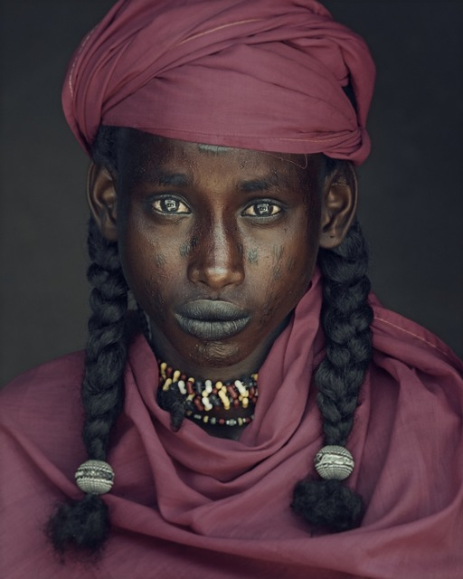 , 'XXVIII 6  Wodaabe, Chad 2016  ,' 2016, Willas Contemporary