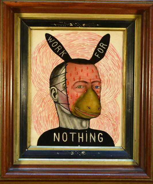 , 'Work for Nothing,' 2017, Koplin Del Rio