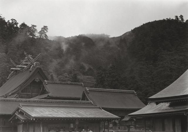 Paul Caponigro, 'Shinto Shrine, Izumo-Tai, Japan', 1976, Pucker Gallery