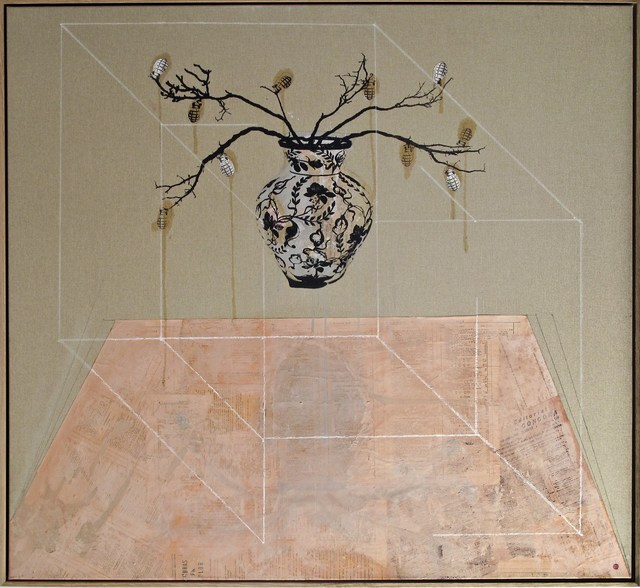 , 'El gerro,' 2017, Anquins Galeria