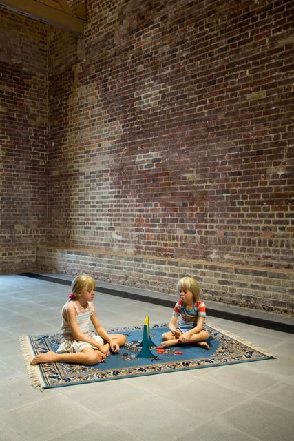 , 'Children Playing Game,' 1979, Serpentine Galleries