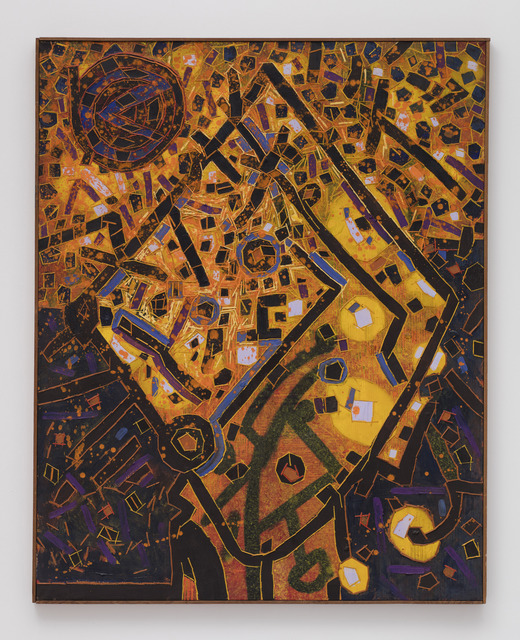 Lee Mullican, 'Flying', 1965, James Cohan