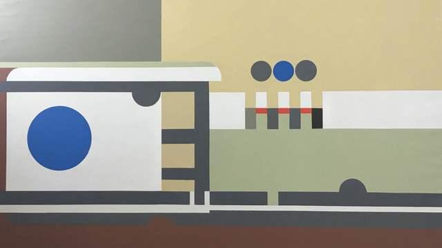 , 'Serie Horizontal de Mar 2,' 2016, Leon Tovar Gallery