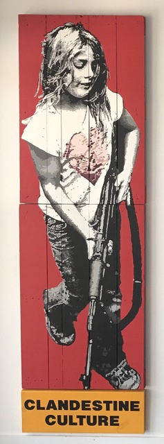 Clandestine Culture, 'Untitled', 2012, Gallery 211