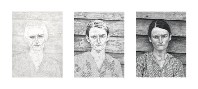 """, 'Formalizing their concept: Sherrie Levine's """"After Walker Evans: 4"""",' 2014 , Josée Bienvenu"""