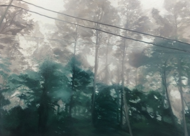 , 'Forest,' 2017, Aki Gallery