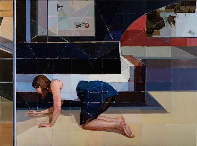 , 'Scene F,' 2017, Abend Gallery