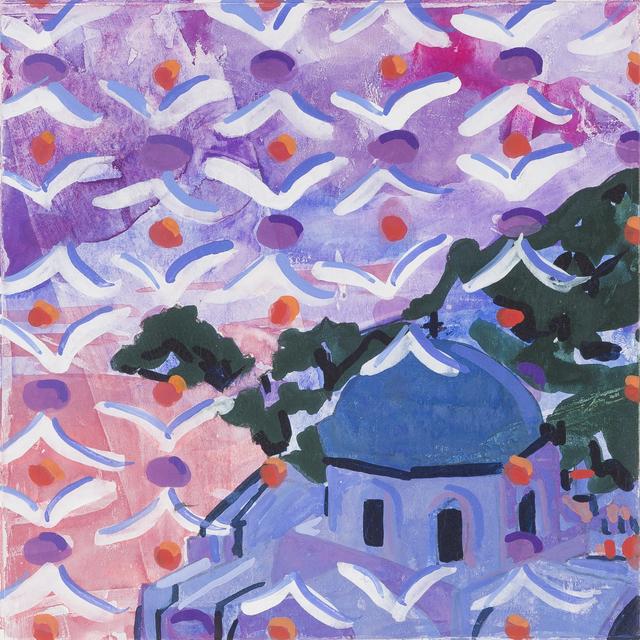 Lee Essex Doyle, 'Santorini Sky', 2018, Childs Gallery