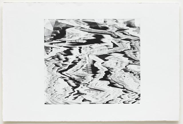 Kelly Berg, 'Techtonic Flow', 2018, Craig Krull Gallery