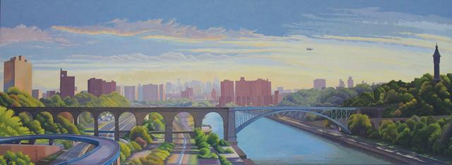 , 'University Bridge,' 2010, Walter Wickiser Gallery
