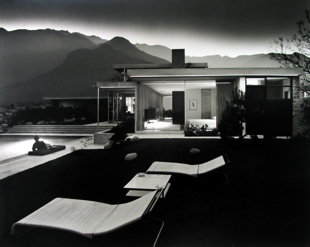 Julius Shulman, 'Kaufmann House, Richard Neutra, Palm Springs, California', 1947, Jackson Fine Art