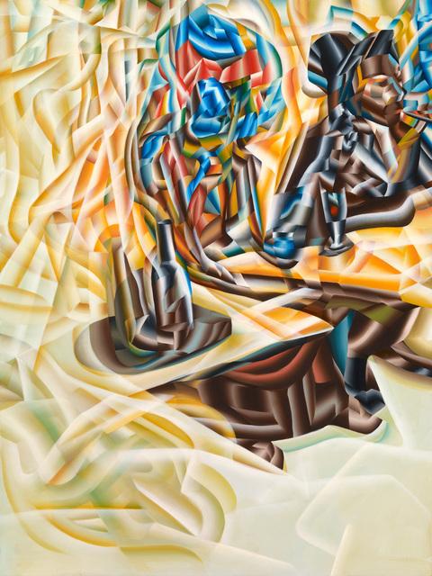 , 'Untitled Absinthe after Degas,' 2009, Elizabeth Leach Gallery