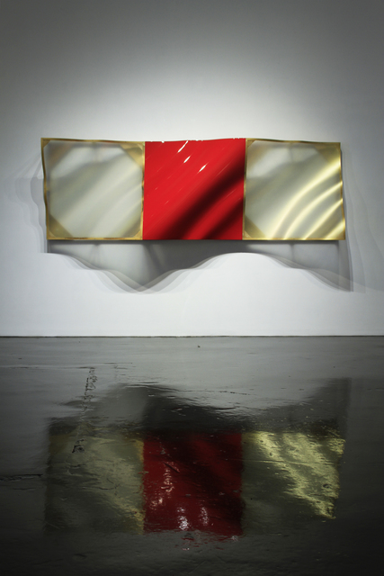 , 'Untitled Triptych,' 1992, William Turner Gallery