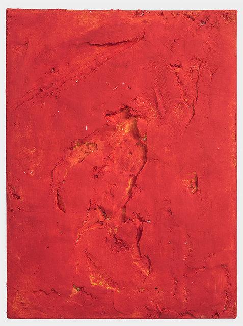 , 'Opera, Rojo Fondazione Stelline,' 2012, Contini Art UK