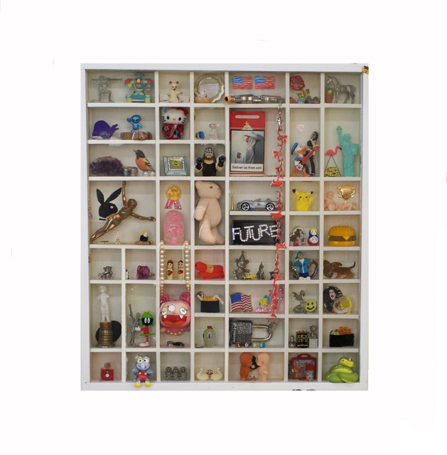 """Ray Geary, '""""Collections 1983-2018""""', ca. 2018, Parlor Gallery"""