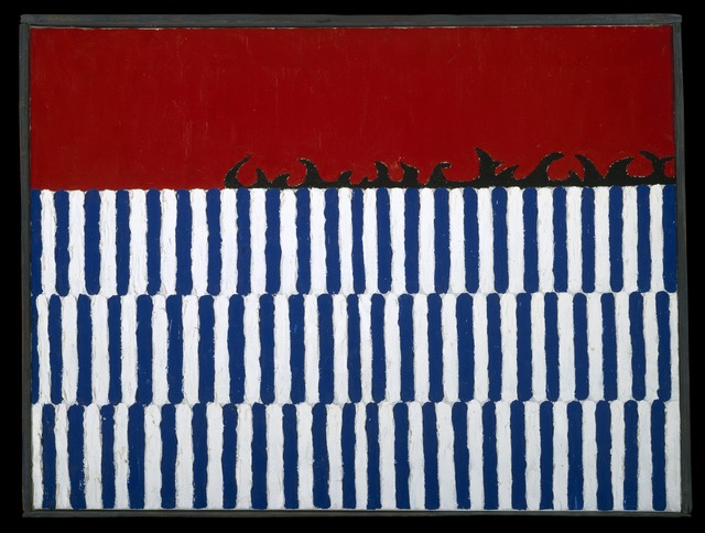, 'Untitled (No. 11A),' 1958, Hammer Museum