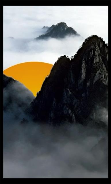, 'The Yellow Mountain,' 2004, Peter Blum Gallery