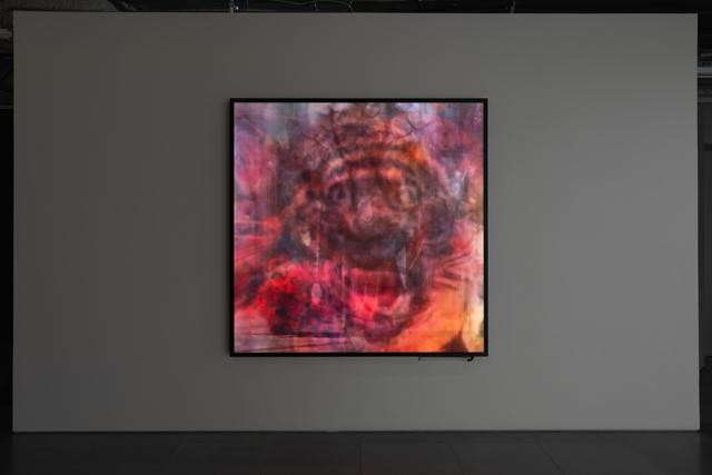 , 'CDOSEA: Square Stack (Faces) ,' 2019, Edouard Malingue Gallery
