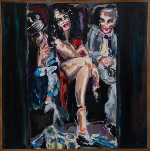 Matthias Eitner, 'Nightlife', 2016, ARTBOX.GALLERY