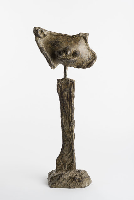 , 'Jeune Fille au Long Cou,' 1981, DICKINSON