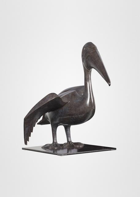 , 'Pelican,' 2013, Galerie Dumonteil