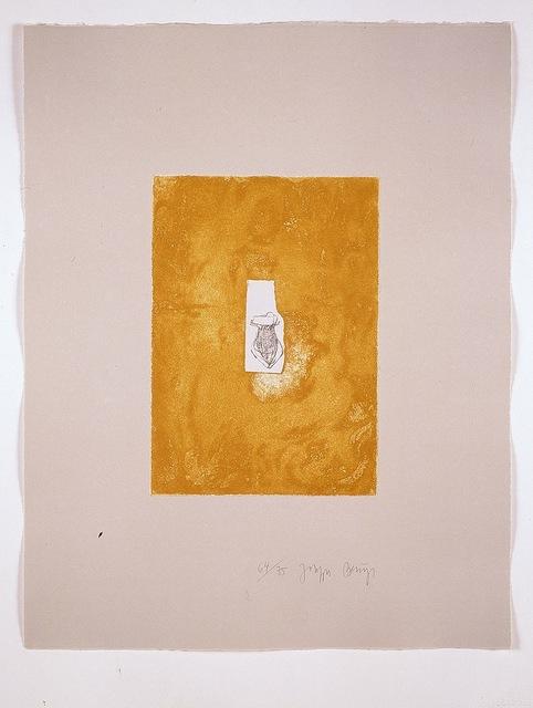 , 'Honiggefäß,' 1982, Galerie Klüser