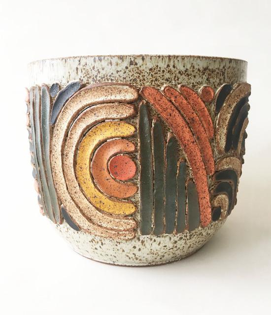 , 'Textured Vessel (7),' 2019, Eutectic Gallery