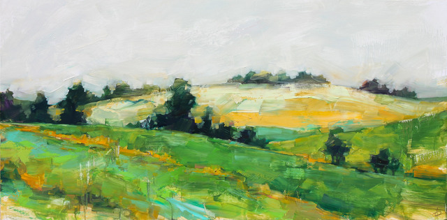 , 'Where we begin,' 2015, Wally Workman Gallery