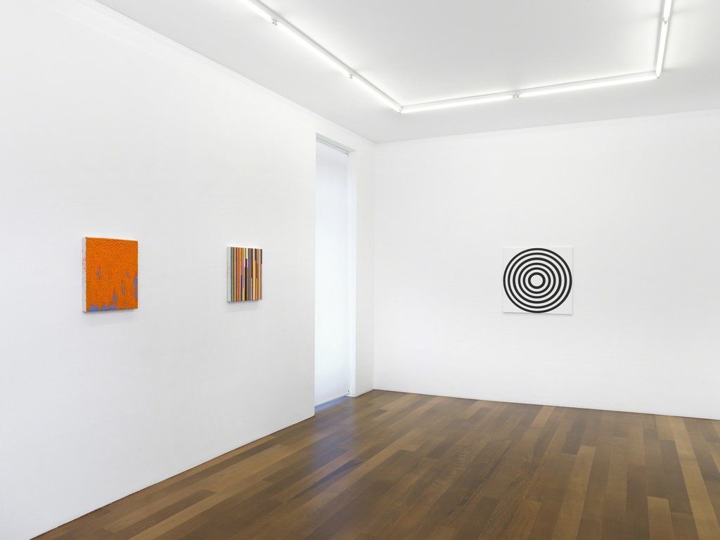 Installation view, Michael Scott, Galerie Xippas, Geneva, Switzerland, 2018. ©Annik Wetter