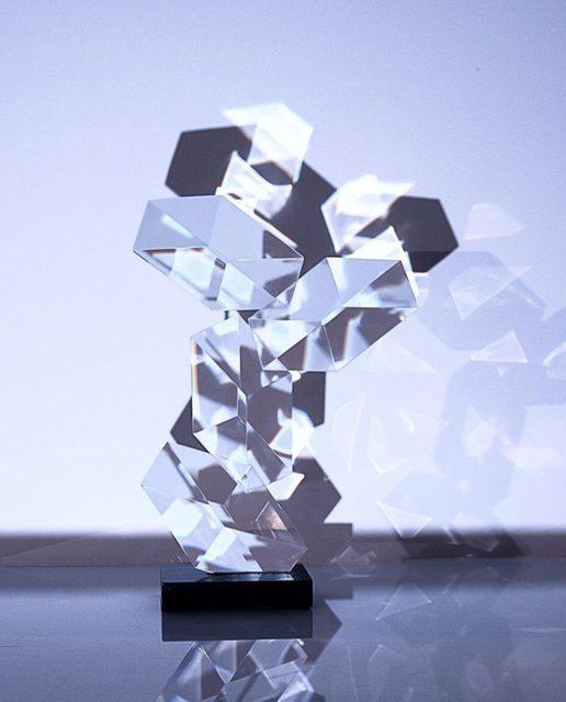 , 'Levitating Prisms,' 2015, Art Nouveau Gallery
