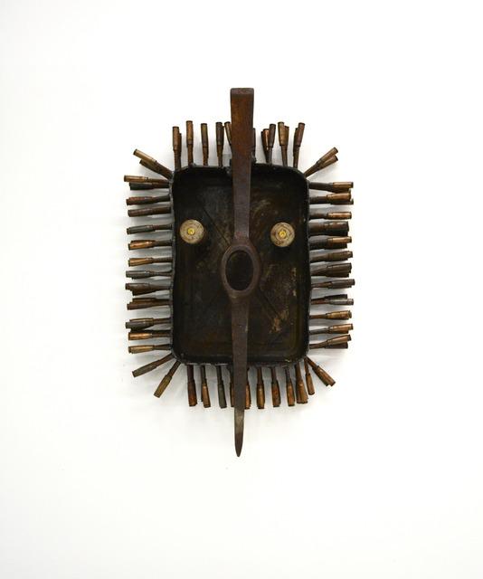 Gonçalo Mabunda, 'Untitled Mask 23', 2016, Ethan Cohen New York