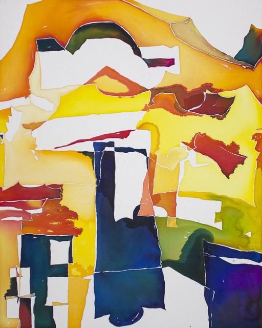 , 'Blind 34 (Cartagena),' 2018, Nohra Haime Gallery