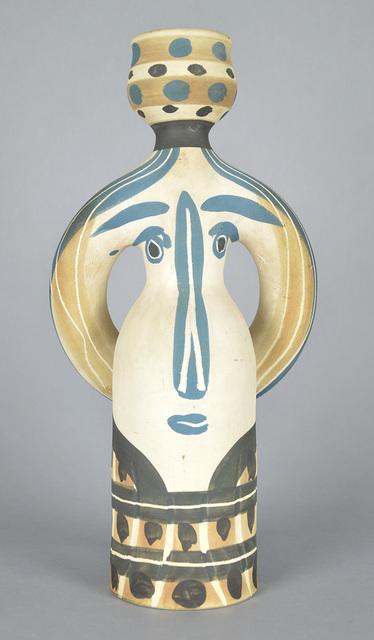 Pablo Picasso, 'Lampe Femme (Woman Lamp)', 1955, Masterworks Fine Art