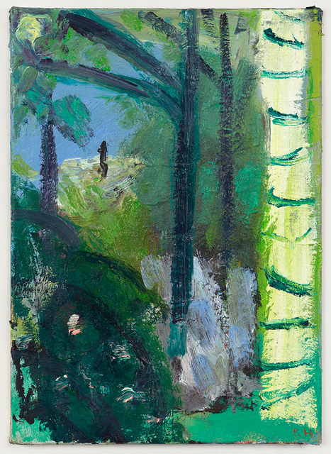 , 'Alone in the Woods,' 2016, Anna Zorina Gallery