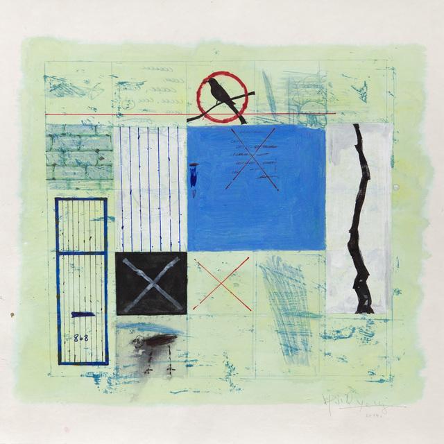 , 'Seasonal Memos - 2,' 2014, Longmen Art Projects