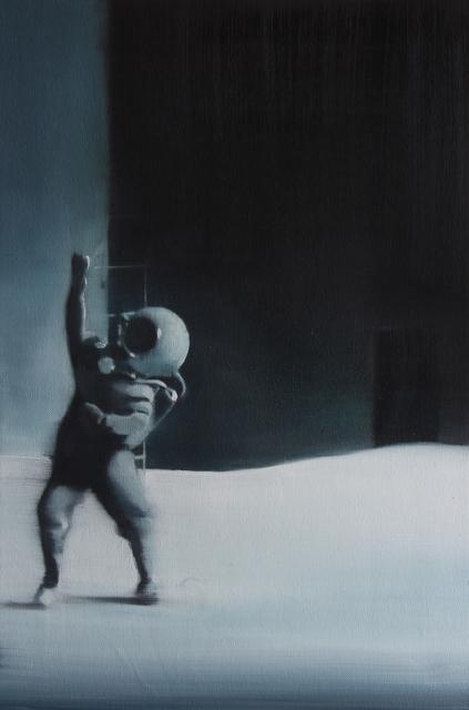 , 'Woman in the Moon (1929),' 2016, PRISKA PASQUER