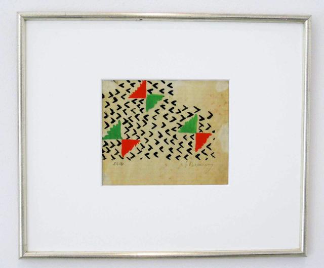 Sonia Delaunay, 'Composition', 1927, Galerie La Ligne