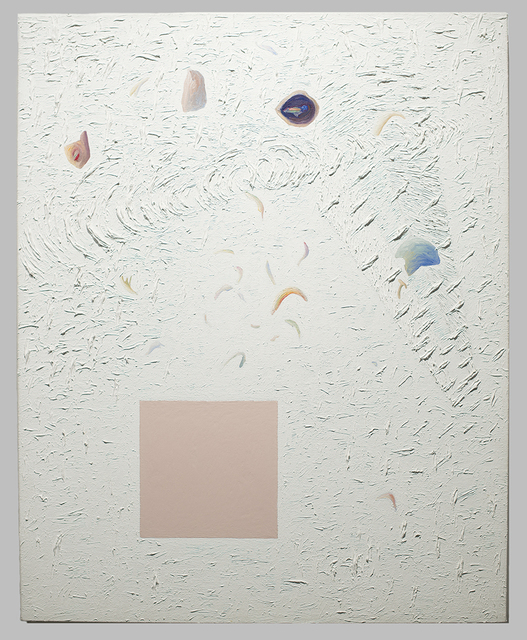 John Dowell, 'Past, Present, Future', 1990, Painting, Acrylic on canvas, Stanek Gallery