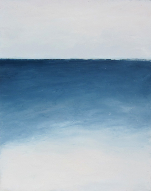, 'horizon 2- winter,' 1996, Albert Merola Gallery